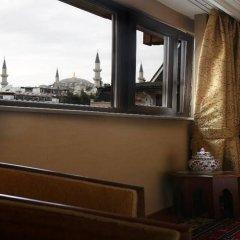 Отель Yusuf Pasa Konagi Стамбул балкон