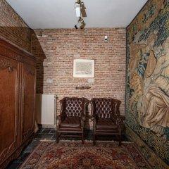 Отель Unique Apartment In Historic Mansion Бельгия, Антверпен - отзывы, цены и фото номеров - забронировать отель Unique Apartment In Historic Mansion онлайн интерьер отеля