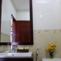 Nhi Trung Hotel ванная