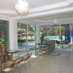 Party Hotel Zornitsa интерьер отеля