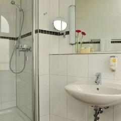 Отель Fürst Bismarck Германия, Гамбург - 4 отзыва об отеле, цены и фото номеров - забронировать отель Fürst Bismarck онлайн ванная фото 2