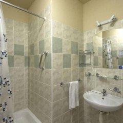 Отель Metropol Чехия, Франтишкови-Лазне - отзывы, цены и фото номеров - забронировать отель Metropol онлайн ванная фото 2