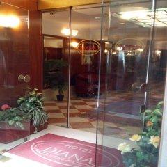 Hotel Diana (ex. Comfort Hotel Diana) Венеция вид на фасад