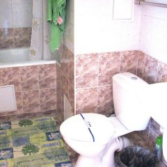 Гостиница Мотель Транзит ванная фото 2