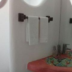 Hotel Dos Ceibas Eco Retreat ванная