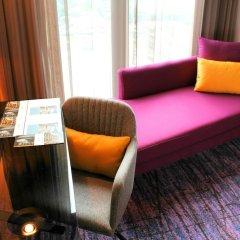 Отель Mercure Bangkok Makkasan удобства в номере фото 2