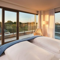 Отель Pestana Berlin Tiergarten балкон