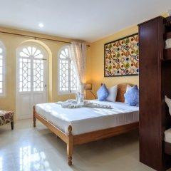 Patong Marina Hotel комната для гостей