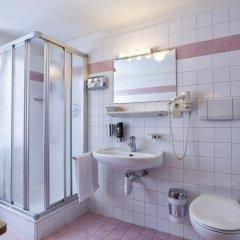Hotel Ristorante Lewald Горнолыжный курорт Ортлер ванная