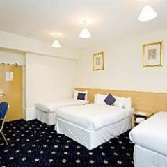 Queens Hotel 3* Стандартный номер с различными типами кроватей фото 34