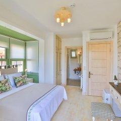 Отель Palas Alacati - Adults Only Чешме комната для гостей фото 4