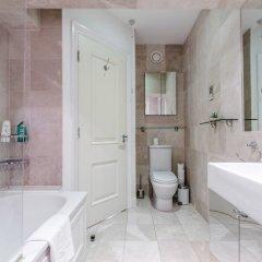 Отель Outstanding Trafalgar Penthouse sleeps 8 Великобритания, Лондон - отзывы, цены и фото номеров - забронировать отель Outstanding Trafalgar Penthouse sleeps 8 онлайн ванная фото 2