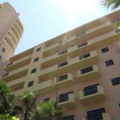 Отель Fortina Spa Resort Слима вид на фасад