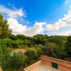 Отель Frascati Country House Италия, Гроттаферрата - отзывы, цены и фото номеров - забронировать отель Frascati Country House онлайн балкон