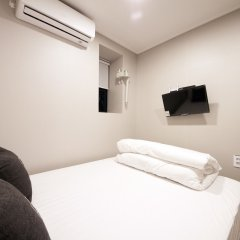 K-grand Hostel Myeongdong Сеул комната для гостей фото 2