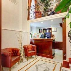 Отель Best Roma Италия, Рим - отзывы, цены и фото номеров - забронировать отель Best Roma онлайн интерьер отеля фото 2