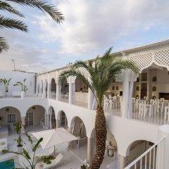 Отель Riad Palais Blanc Марокко, Марракеш - отзывы, цены и фото номеров - забронировать отель Riad Palais Blanc онлайн бассейн фото 2