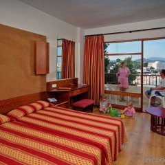 Отель Alua Hawaii Ibiza Испания, Сан-Антони-де-Портмань - отзывы, цены и фото номеров - забронировать отель Alua Hawaii Ibiza онлайн комната для гостей фото 2