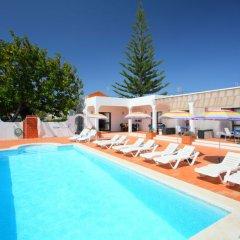 Отель Casa Margarita бассейн