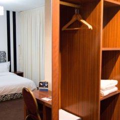 Oum Palace Hotel & Spa сейф в номере