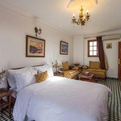 Отель Palais d'Hôtes Suites & Spa Fes Марокко, Фес - отзывы, цены и фото номеров - забронировать отель Palais d'Hôtes Suites & Spa Fes онлайн комната для гостей фото 5