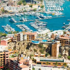 Отель The Ridge at Playa Grande Luxury Villas Мексика, Кабо-Сан-Лукас - отзывы, цены и фото номеров - забронировать отель The Ridge at Playa Grande Luxury Villas онлайн городской автобус