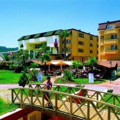 Отель Dragos Beach Кемер балкон