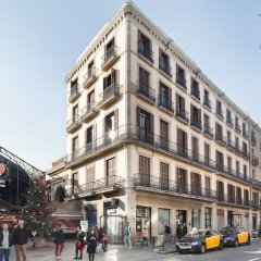 Отель Exe Ramblas Boqueria Испания, Барселона - 2 отзыва об отеле, цены и фото номеров - забронировать отель Exe Ramblas Boqueria онлайн фото 5