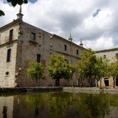 Отель Pousada Mosteiro de Amares Португалия, Амареш - отзывы, цены и фото номеров - забронировать отель Pousada Mosteiro de Amares онлайн приотельная территория