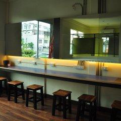 Sabye Club Hostel Бангкок ванная