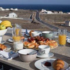 Отель Horizon Mills Villas & Suites Греция, Остров Санторини - отзывы, цены и фото номеров - забронировать отель Horizon Mills Villas & Suites онлайн питание