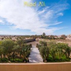 Отель Riad Ali Марокко, Мерзуга - отзывы, цены и фото номеров - забронировать отель Riad Ali онлайн балкон