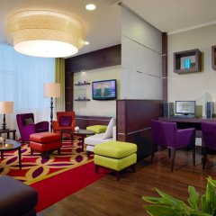 Гостиница Кортъярд Марриотт Иркутск Сити Центр интерьер отеля