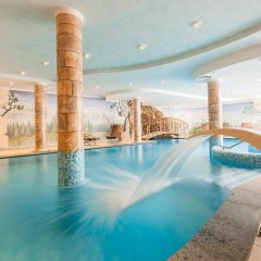Dolce Vita Hotel Jagdhof Лачес бассейн