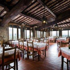 Отель La Cisterna Италия, Сан-Джиминьяно - 1 отзыв об отеле, цены и фото номеров - забронировать отель La Cisterna онлайн питание фото 2