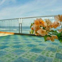 Отель Ocean Grand at Hulhumale Мальдивы, Мале - отзывы, цены и фото номеров - забронировать отель Ocean Grand at Hulhumale онлайн бассейн фото 2