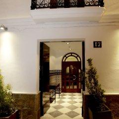 Отель Hostal el Alojado de Velarde интерьер отеля фото 2