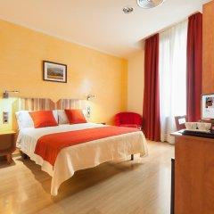 Alba Hotel Барселона комната для гостей