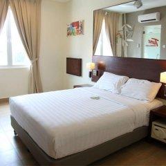 Отель Tune Hotel - Downtown Penang Малайзия, Пенанг - отзывы, цены и фото номеров - забронировать отель Tune Hotel - Downtown Penang онлайн комната для гостей фото 5