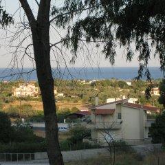 Отель Helgas Paradise пляж