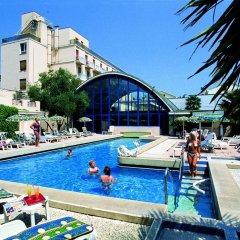 Отель Terme Eden Италия, Абано-Терме - отзывы, цены и фото номеров - забронировать отель Terme Eden онлайн бассейн фото 2