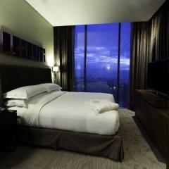 Отель Hilton Mexico City Santa Fe Мексика, Мехико - отзывы, цены и фото номеров - забронировать отель Hilton Mexico City Santa Fe онлайн комната для гостей фото 3