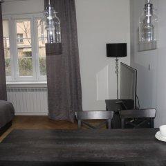 Апартаменты Crystal Apartment Old Town Варшава комната для гостей фото 4