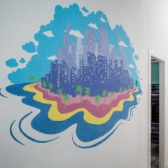 Hostel Bu93 Тель-Авив интерьер отеля