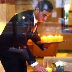 Отель Hôtel la Tour Hassan Palace Марокко, Рабат - отзывы, цены и фото номеров - забронировать отель Hôtel la Tour Hassan Palace онлайн интерьер отеля фото 2