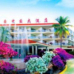 Sanya South China Hotel балкон