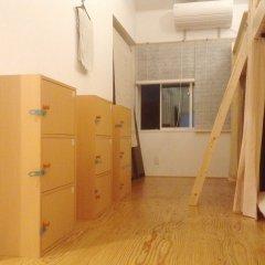Sato San's Rest - Hostel Токио удобства в номере