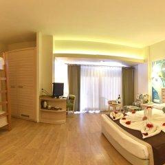 Отель Side Mare Resort & Spa Сиде комната для гостей фото 5
