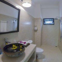 Отель An Bang Garden Homestay ванная фото 2
