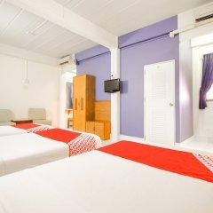 Отель OYO 335 Top Inn Khaosan Таиланд, Бангкок - отзывы, цены и фото номеров - забронировать отель OYO 335 Top Inn Khaosan онлайн комната для гостей фото 4